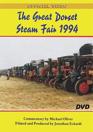The Great Dorset Steam Fair 1994 DVD